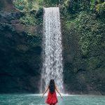 Air Terjun Mistis Tibumana di Bali