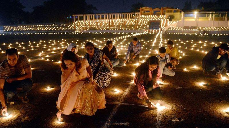 10 Festival Hindu Yang Menarik Untuk Diketahui